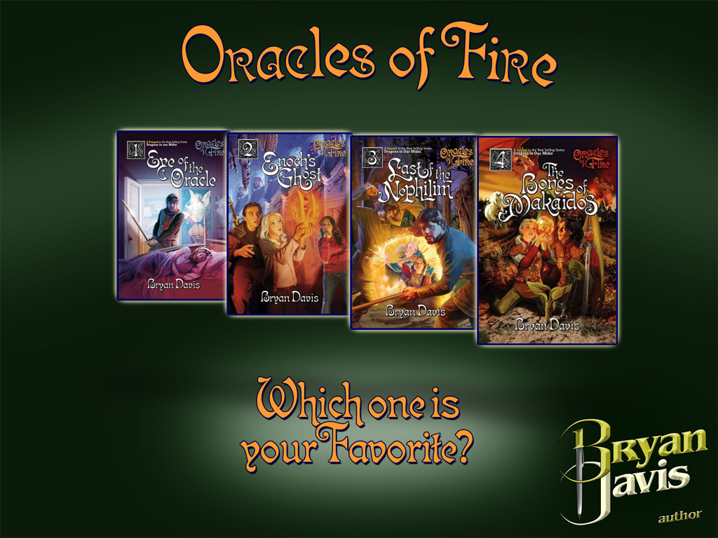 Oracles Fire Oracles of Fire Series