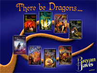 Bryan Davis - There be Dragons - Which one is your Favorite?